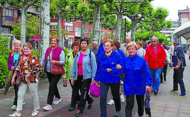 La pensión media por municipio registra diferencias de hasta 700 euros en Gipuzkoa