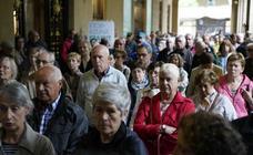 Los pensionistas no abandonan sus protestas