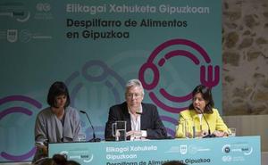 Gipuzkoa despilfarra 123.000 toneladas de alimentos al año