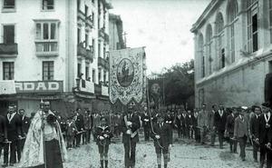 «Imposible dar un paso» por la procesión del Corpus