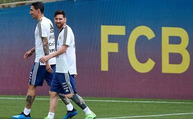 Argentina, la guinda al sabroso pastel de Messi