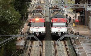 Udako ordutegia ezarri du Renfek aldiriko trenetan