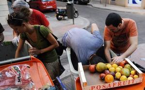 Pertsona bakoitzeko 170 kilo janari xahutzen dira urtean Gipuzkoan