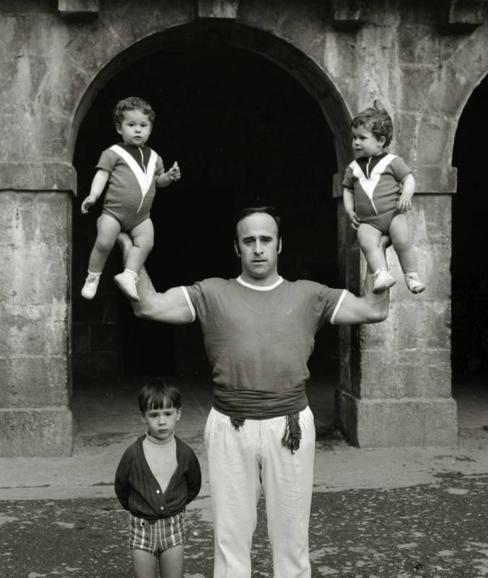 Julen Lopetegui, de una familia de harrijasotzailes al banquillo del Real Madrid