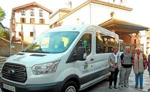 Balance positivo del primer año del servicio Bidez- Bide de transporte