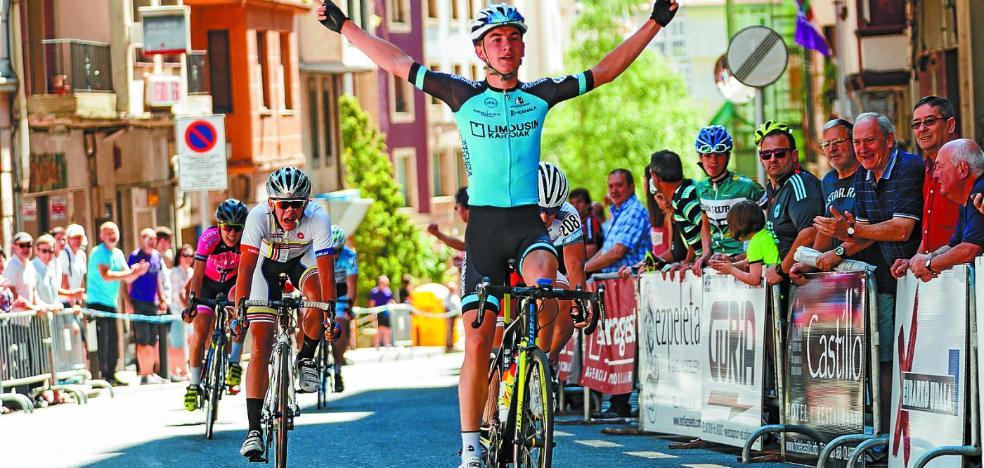 El Club Ciclista Eibarrés cierra su calendario con el 83º Premio San Juan