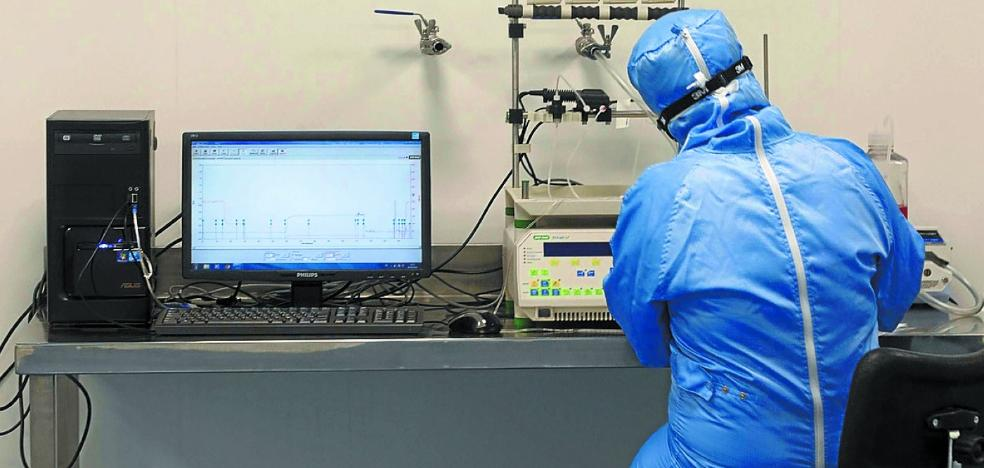 El sector vasco de biociencias superó el año pasado los 1.000 millones de facturación