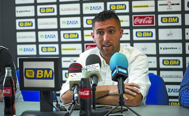 Joseba Agirre completa el staff técnico del primer equipo unionista