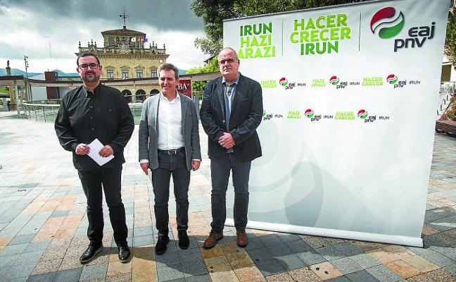 Xabier Iridoy será el candidato de EAJ-PNV en las elecciones municipales