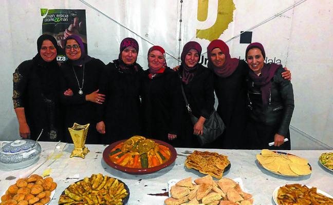 Iftar compartido, un bello gesto de las mujeres Al Amal