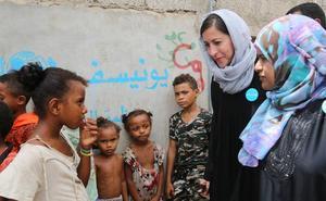 «En Yemen se aprende todos los días la resiliencia, la paciencia y la templanza»