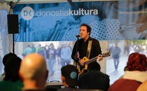 Joseba Irazoki lidera el homenaje musical al técnico Fidel Vicente