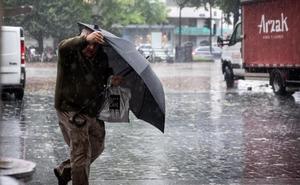 Camino a marcas históricas de precipitación con 1.939 litros en nueve meses y once días