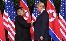 Corea del Norte se compromete con la desnuclearización en la cumbre con Trump