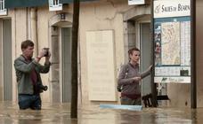 Inundaciones en Salies-de-Bearn