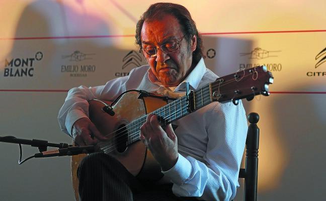 Pepe Habichuela: «En España somos más cazurros, fuera respetan más el flamenco»