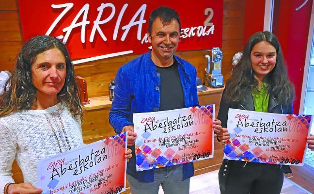 Zaria Koru Eskola celebrará el sábado su Festival de Fin de Curso