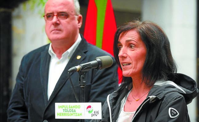 Olatz Peon repetirá como candidata del PNV en las próximas elecciones