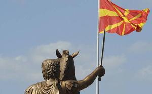 Alejandro Magno 'no era macedonio'