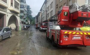 Las Juntas aprueban el plan para reordenar el servicio de bomberos