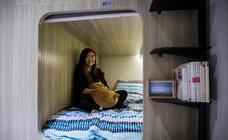 Las 'nanoviviendas' de Hong Kong