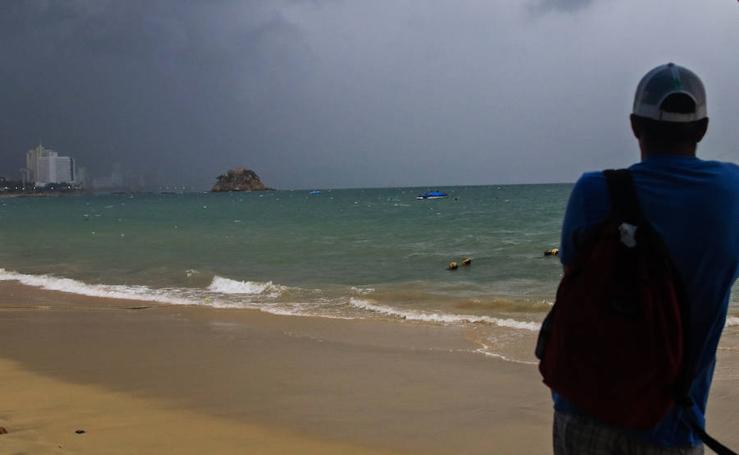 México se prepara para la llegada del ciclón 'Bud'