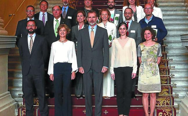 Dos premios a la empresa Ekolber por su actividad en desarrollo sostenible