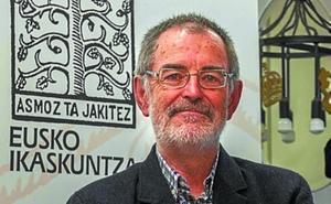Armeria Eskola homenajea a Eusko Ikaskuntza el día 19
