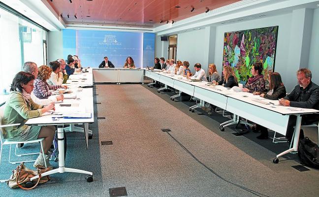 La llegada de refugiados incrementa un 50% las plazas de acogida en Euskadi en dos años