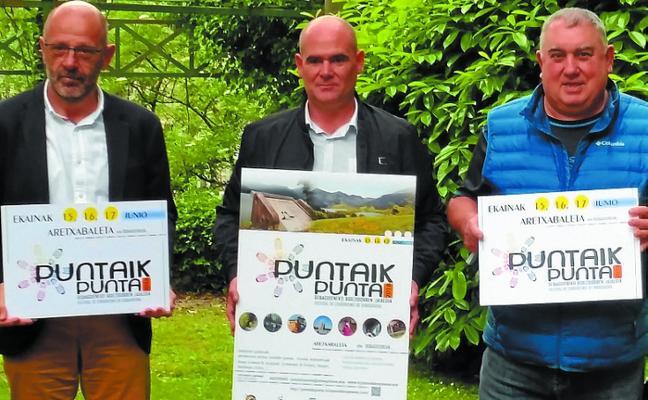 Llega el tercer Festival de Senderismo de Debagoiena Puntaik Punta