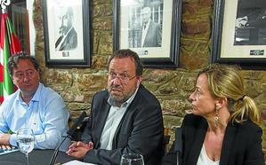 El PNV vuelve a confiar la cabeza de su lista electoral a Txomin Sagarzazu