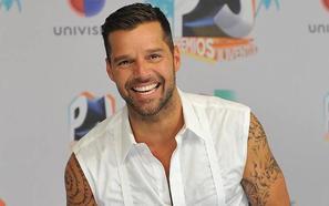 A Ricky Martin le gustaría que sus hijos fueran gays