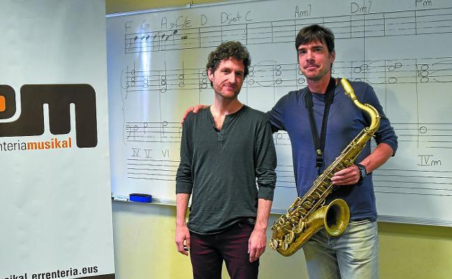 Errenteria Musikal ofrecerá armonía moderna e improvisación