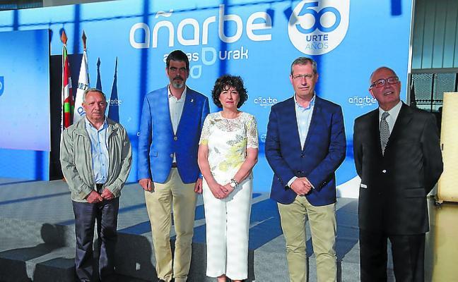 Aguas del Añarbe celebra sus 50 años con un acto en Tabakalera