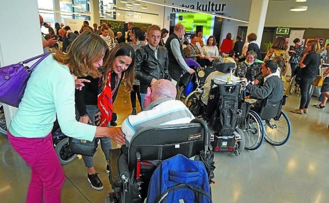 Los discapacitados piden más recursos para fomentar su independencia