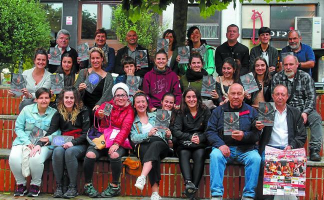 Ttarla Dantza Taldea será el grupo que abrirá y cerrará las fiestas de San Juan