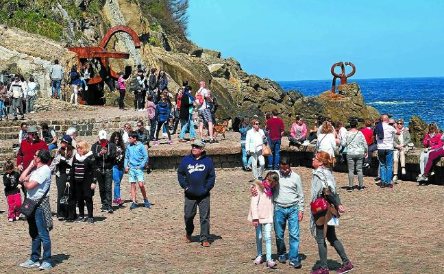 Gipuzkoa da los primeros pasos para que se pueda implantar una tasa turística en 2019