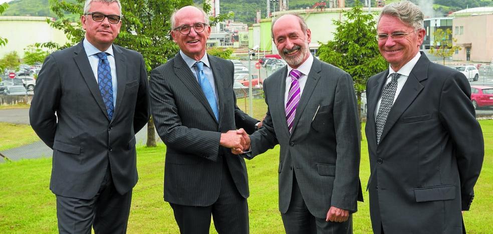 Brufau redobla la alianza de Repsol con Cidetec para las baterías eléctricas
