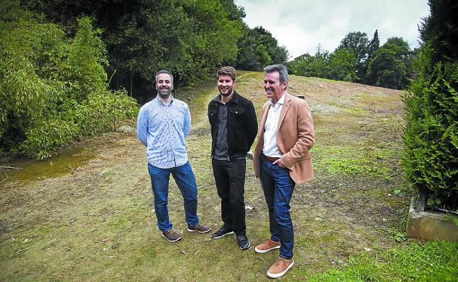 SPI, PNV y EH Bildu plantean una nueva ubicación para las pistas de Plaiaundi