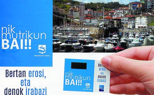 Comienza hoy la campaña 'Nik Mutrikun bai!' para fortalecer el consumo local
