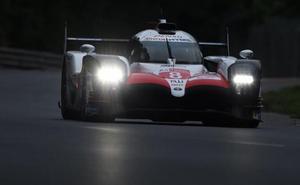 Alonso, Buemi y Nakajima, a por la victoria desde la pole