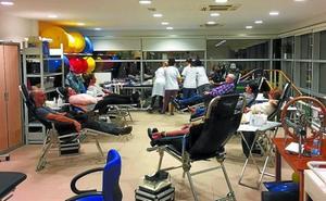 Osakidetza entra en un proyecto europeo de donaciones de sangre
