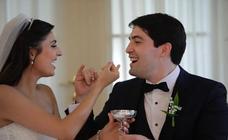 Una reportera de la NBC se casa en Donostia