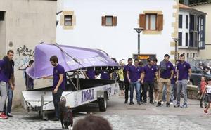 San Pedro presenta la Libia que defenderá su categoría