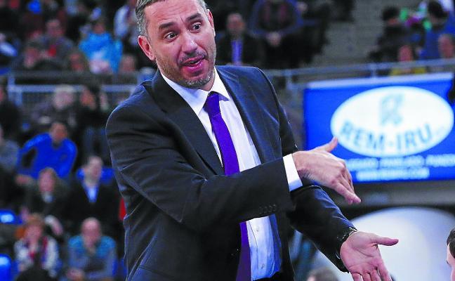El Gipuzkoa Basket se fija en Jota Cuspinera para ocupar el banquillo