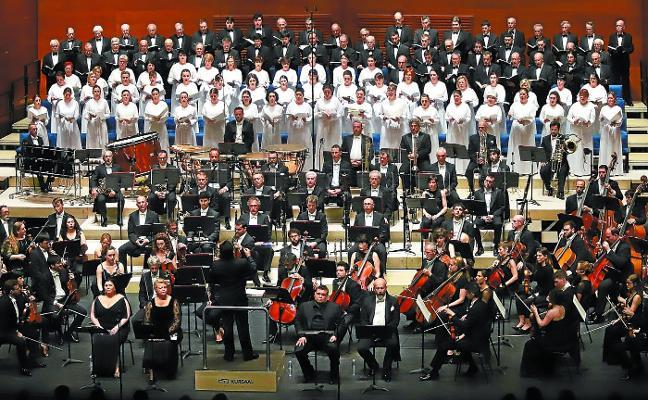 Un adiós con el 'Réquiem' de Verdi