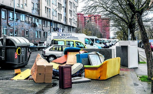 Nueve quejas diarias por falta de limpieza y basura acumulada