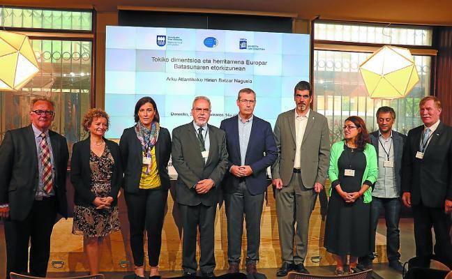 Las ciudades atlánticas refuerzan su confianza por el proyecto de la UE