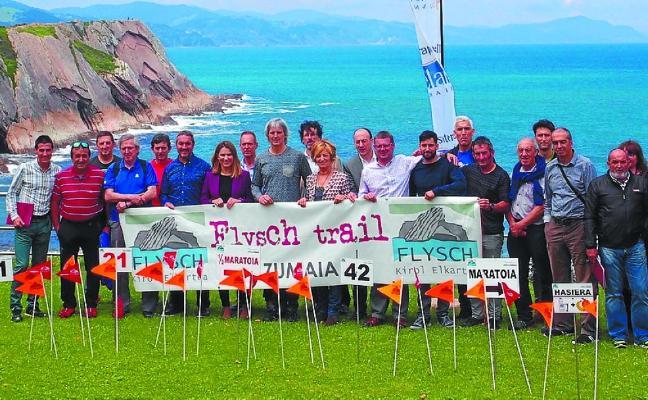 La Flysch Trail recordará a Alberto Zerain