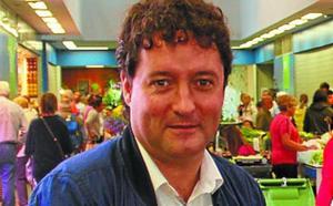 Xabier Txurruka repite como candidato de EAJ-PNV a la Alcaldía